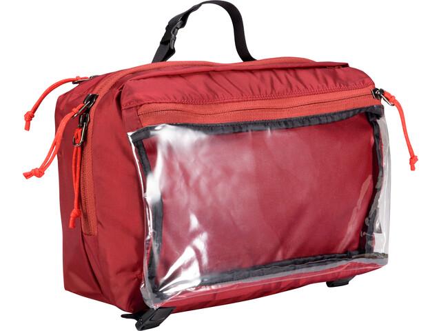 Arc'teryx Index Toiletries Bag L red beach